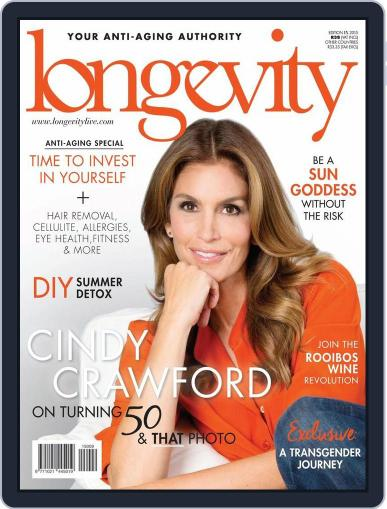 Longevity South Africa (Digital) November 3rd, 2015 Issue Cover