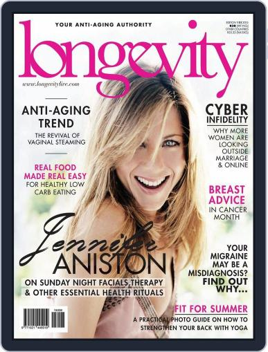 Longevity South Africa (Digital) October 18th, 2015 Issue Cover