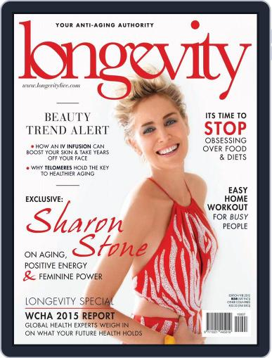 Longevity South Africa (Digital) September 1st, 2015 Issue Cover