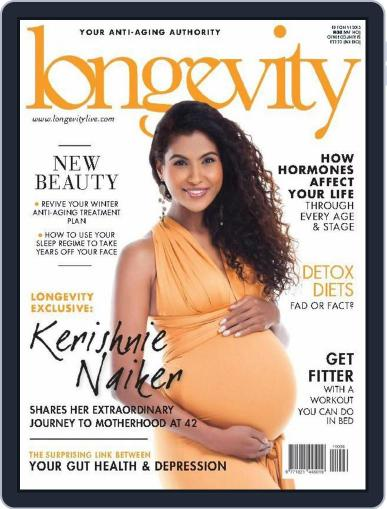 Longevity South Africa August 1st, 2015 Digital Back Issue Cover