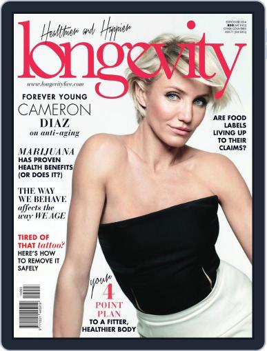 Longevity South Africa (Digital) April 11th, 2014 Issue Cover