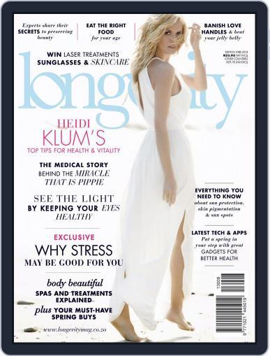 Longevity South Africa (Digital) September 27th, 2013 Issue Cover