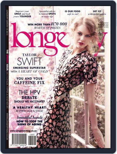 Longevity South Africa (Digital) September 3rd, 2013 Issue Cover