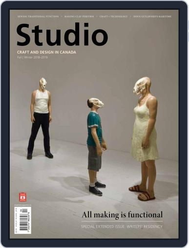 Studio Magazine (Digital) December 8th, 2018 Issue Cover