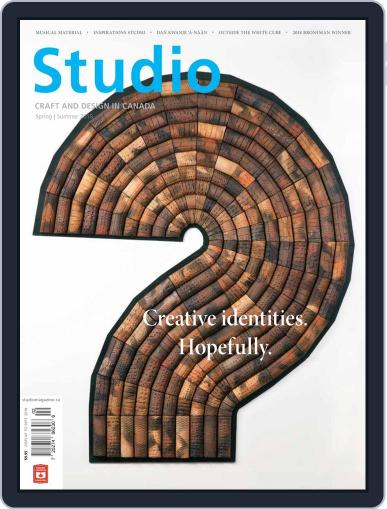 Studio Magazine (Digital) August 1st, 2018 Issue Cover