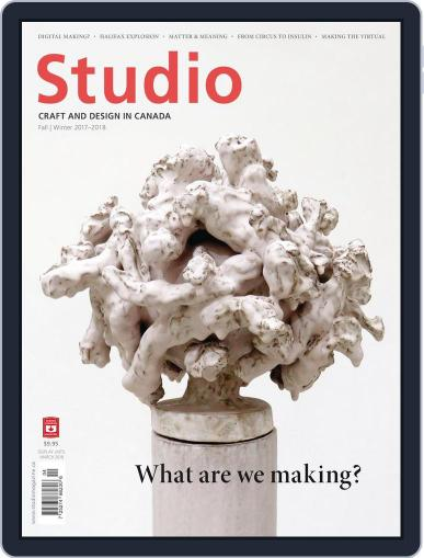 Studio Magazine (Digital) March 1st, 2018 Issue Cover