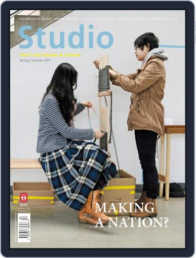 Studio Magazine (Digital) March 14th, 2017 Issue Cover