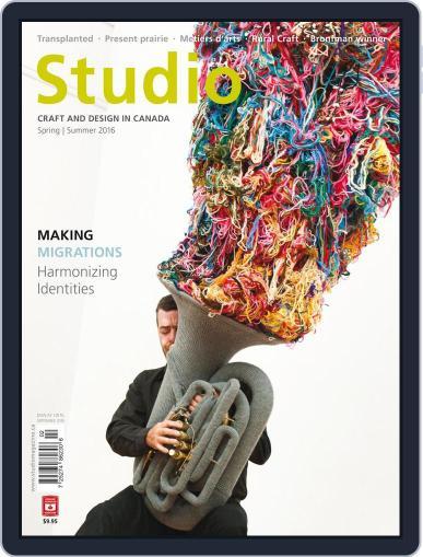 Studio Magazine (Digital) October 6th, 2016 Issue Cover
