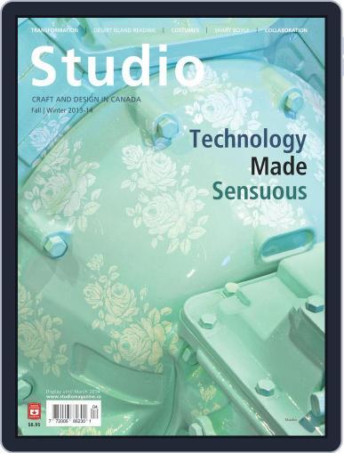 Studio Magazine (Digital) October 4th, 2013 Issue Cover