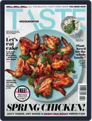 Woolworths TASTE (Digital) Subscription October 1st, 2019 Issue