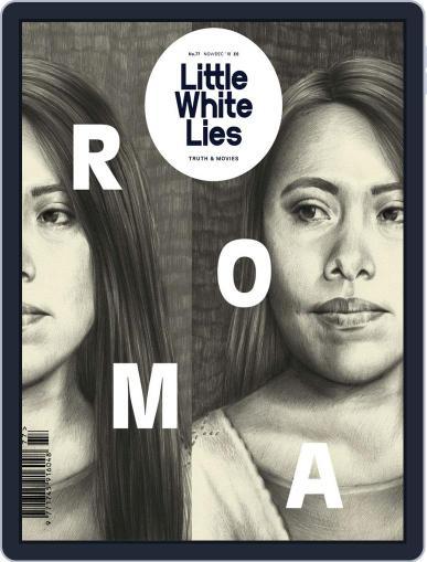 Little White Lies (Digital) November 1st, 2018 Issue Cover
