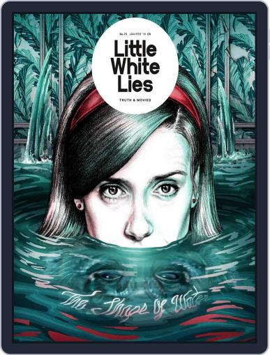 Little White Lies (Digital) January 1st, 2018 Issue Cover