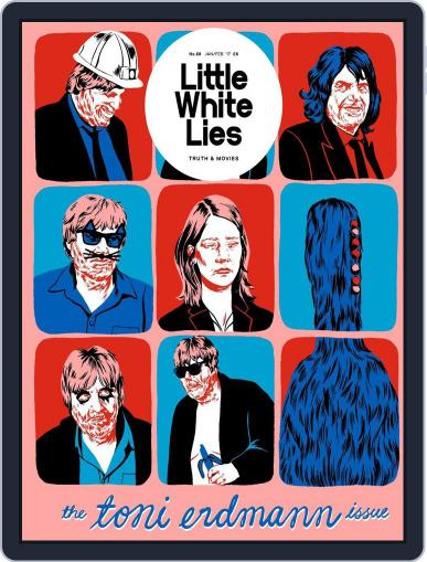 Little White Lies (Digital) January 1st, 2017 Issue Cover