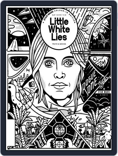 Little White Lies (Digital) November 1st, 2016 Issue Cover