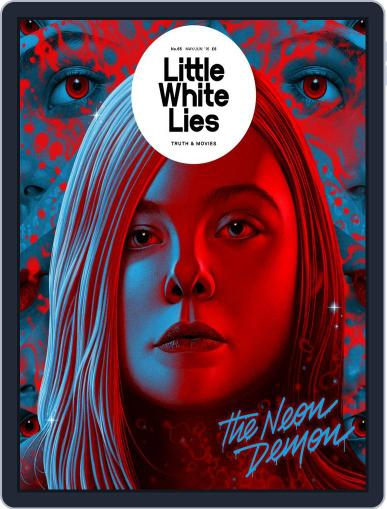 Little White Lies (Digital) May 13th, 2016 Issue Cover