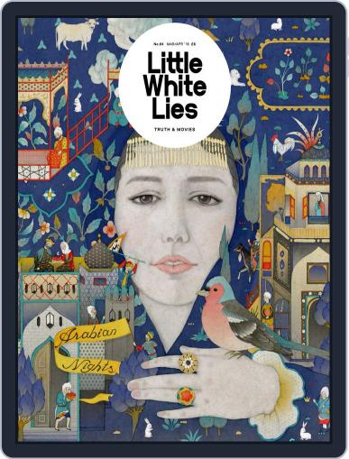 Little White Lies (Digital) March 4th, 2016 Issue Cover