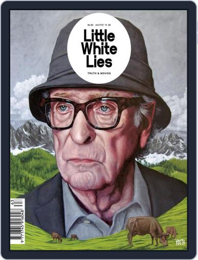Little White Lies (Digital) January 10th, 2016 Issue Cover