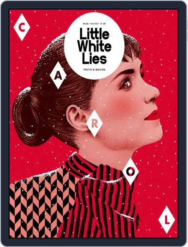 Little White Lies (Digital) November 1st, 2015 Issue Cover