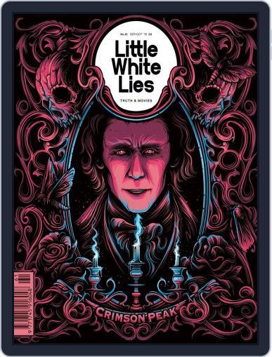 Little White Lies (Digital) September 1st, 2015 Issue Cover