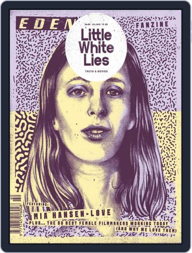 Little White Lies (Digital) July 1st, 2015 Issue Cover