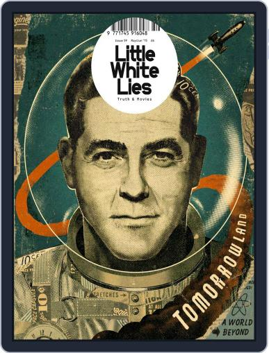 Little White Lies (Digital) May 1st, 2015 Issue Cover