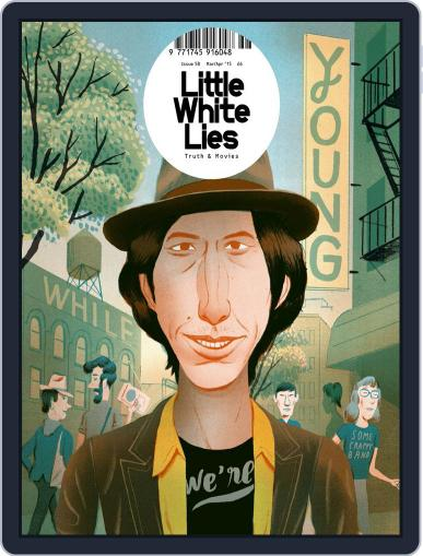 Little White Lies (Digital) March 1st, 2015 Issue Cover