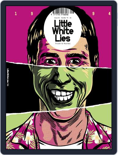 Little White Lies (Digital) October 30th, 2014 Issue Cover