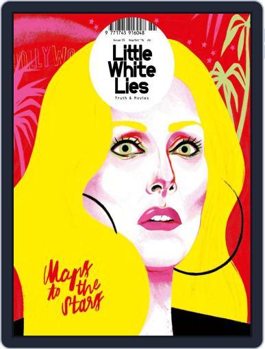 Little White Lies (Digital) September 3rd, 2014 Issue Cover