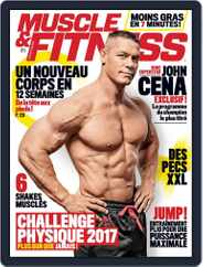Muscle & Fitness France (Digital) Subscription May 1st, 2017 Issue