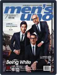 Men's Uno (Digital) Subscription July 15th, 2011 Issue