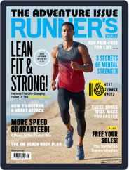 Runner's World UK (Digital) Subscription August 1st, 2019 Issue