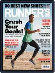 Runner's World UK (Digital) Subscription April 1st, 2018 Issue