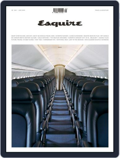 Esquire UK (Digital) May 1st, 2020 Issue Cover