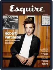 Esquire UK (Digital) Subscription October 1st, 2017 Issue