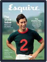 Esquire UK (Digital) Subscription September 1st, 2017 Issue