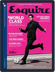 Esquire UK (Digital) Subscription October 7th, 2007 Issue