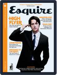 Esquire UK (Digital) Subscription September 6th, 2007 Issue