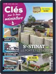 Clés pour le train miniature (Digital) Subscription March 1st, 2020 Issue
