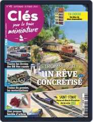 Clés pour le train miniature (Digital) Subscription September 1st, 2019 Issue
