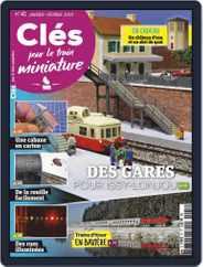 Clés pour le train miniature (Digital) Subscription January 1st, 2019 Issue