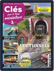 Clés pour le train miniature (Digital) Subscription November 1st, 2018 Issue