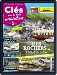 Clés pour le train miniature (Digital) Subscription September 1st, 2018 Issue