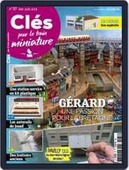 Clés pour le train miniature (Digital) Subscription May 1st, 2018 Issue