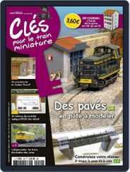 Clés pour le train miniature (Digital) Subscription July 1st, 2015 Issue