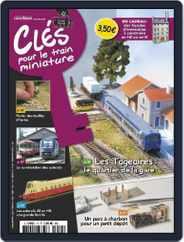 Clés pour le train miniature (Digital) Subscription March 14th, 2014 Issue