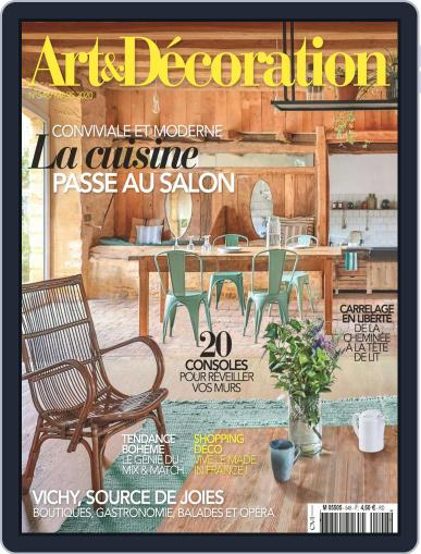 Art & Décoration March 1st, 2020 Digital Back Issue Cover