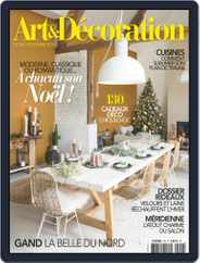 Art & Décoration (Digital) Subscription December 1st, 2019 Issue