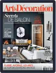 Art & Décoration (Digital) Subscription January 1st, 2018 Issue