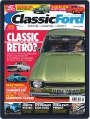 Classic Ford (Digital) Subscription January 1st, 2020 Issue