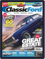 Classic Ford (Digital) Subscription October 1st, 2019 Issue